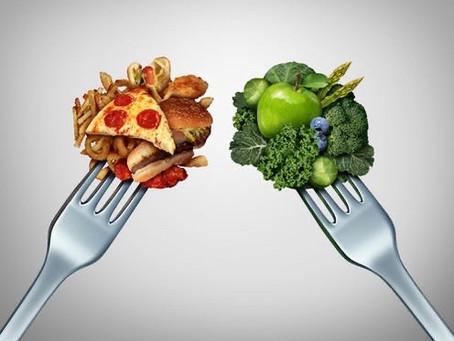 Alimenti che combattono l'infiammazione.