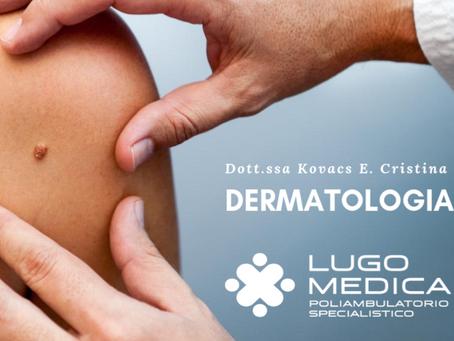 DERMATOLOGIA - Dott.ssa Kovacs E. Cristina