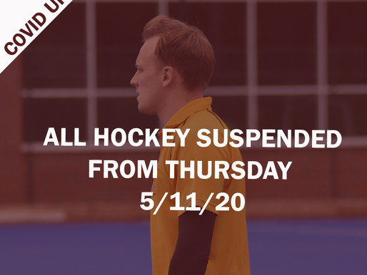 Hockey Suspended