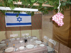 Sukkot Teaching and Outreaches