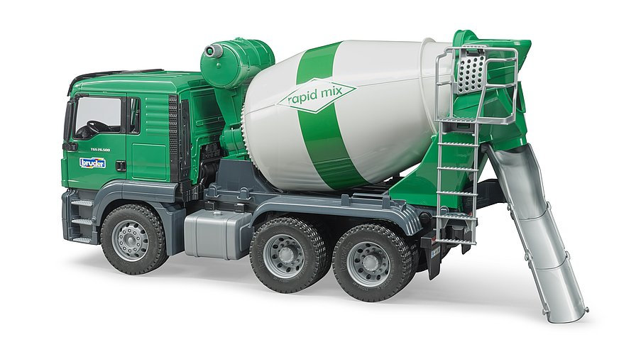 Camion betoniera MAN TGS