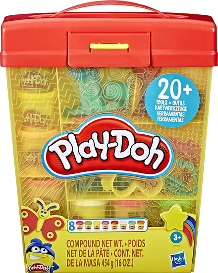 secchiello playdoh
