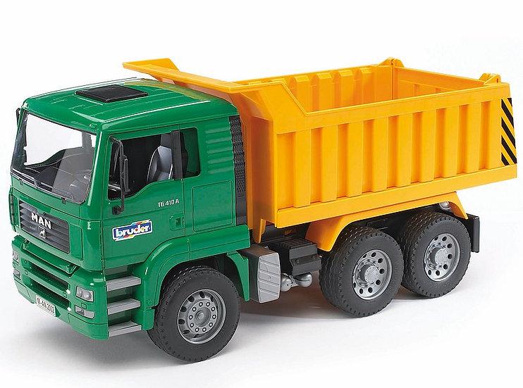 bruder camion ribaltabile