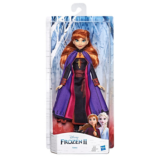 Disney Frozen - Anna Fashion Doll