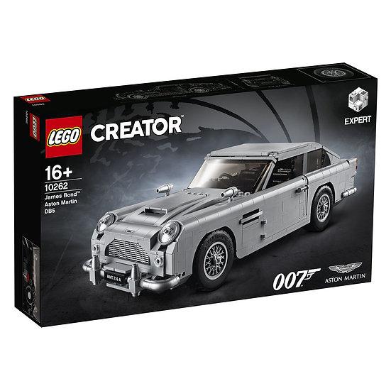 Creator Expert James Bond Aston Martin DB5