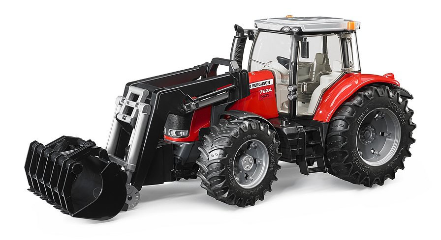 trattore ferguson 7600