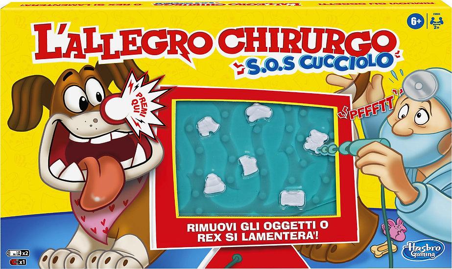 L'Allegro Chirurgo S.O.S Cucciolo