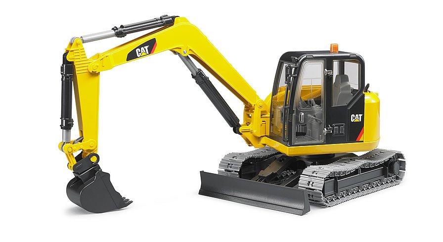 CAT mini-escavatore