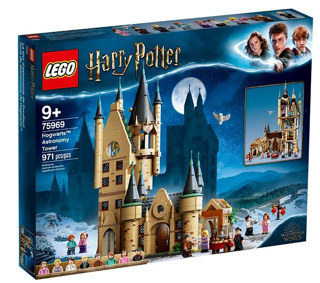 Harry Potter Torre di Astronomia di Hogwarts