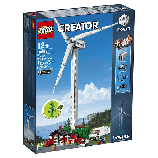 Creator Expert Turbina eolica Vestas
