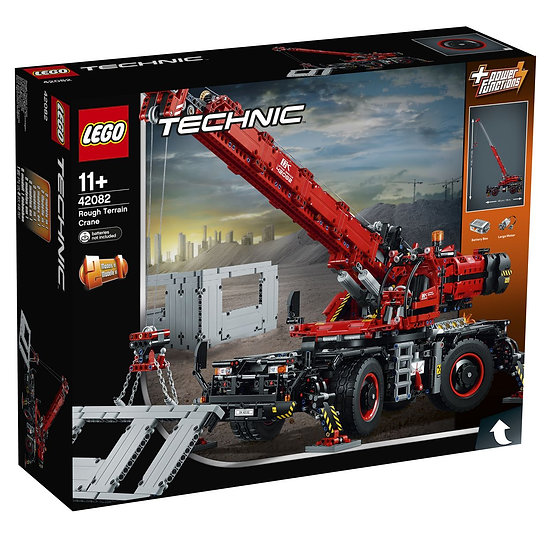 Technic Grande gru mobile