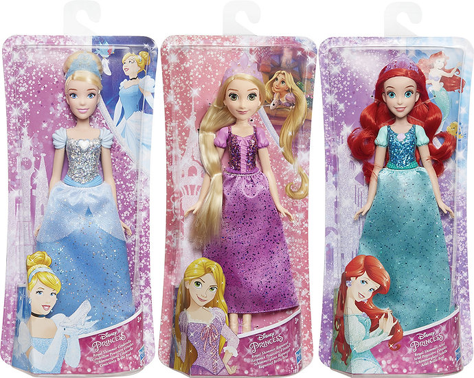 Disney Pricness Shimmer A Fashion Doll