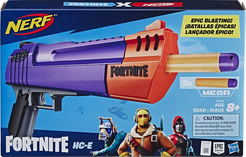 Nerf Fortnite HC