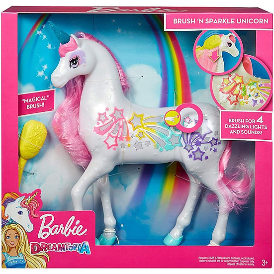 barbie unicorno