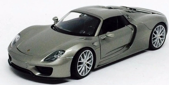 Porsche 918 Spyder Radiocomandata scala 1:24