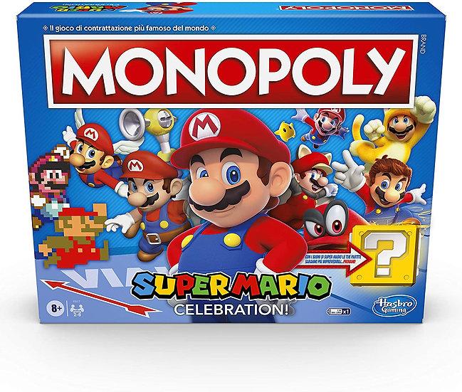 monoply supermario