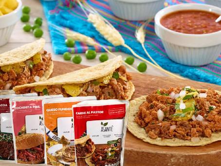 Asanté (Mexico): plant-based food startup es seleccionada por la incubadora de proveg internacional
