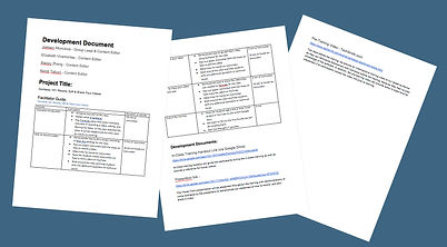 Development Document Link