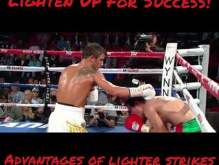 Lighten Up for Success!