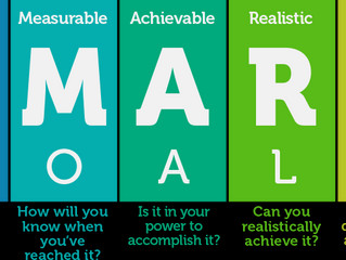 It's a great time to get SMARTER about your goals!