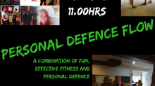 Personal Defence Flow...