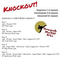 Knockout Upper Body Workout