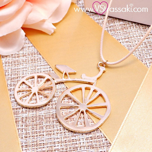 Κολιέ Με Ποδήλατο Bicycle Necklace 4145