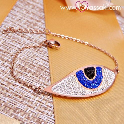 Βραχιόλι Με Μάτι EvilEye Bracelet 6083