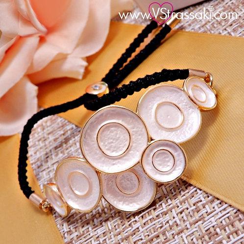 Βραχιόλι Με Γεωμετρικά Σχέδια Geometric Bracelet 6085