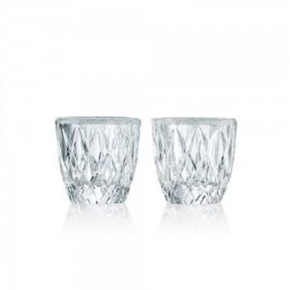 MAE GLASS TEALIGHT CANDLE HOLDERS