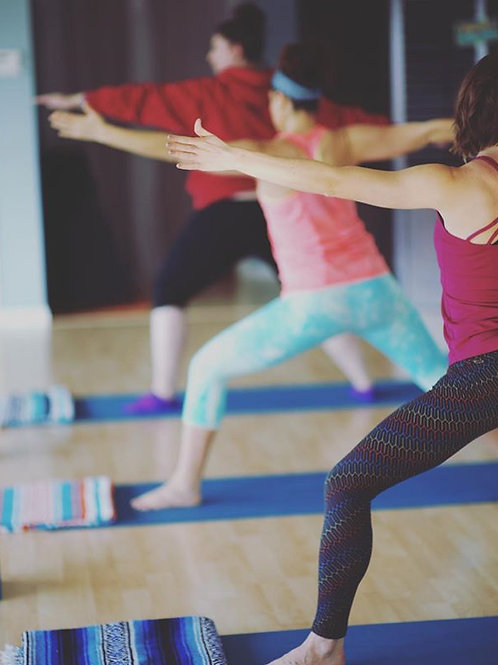 Yoga Party for Up to 5 People