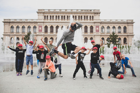танцы от 4 лет калининград