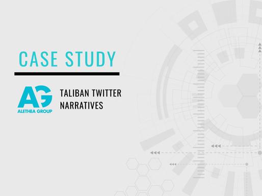 Taliban Twitter Narratives