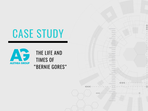 """The Life and Times of """"Bernie Gores"""""""