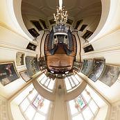 Doddington Hall Stairs.JPG