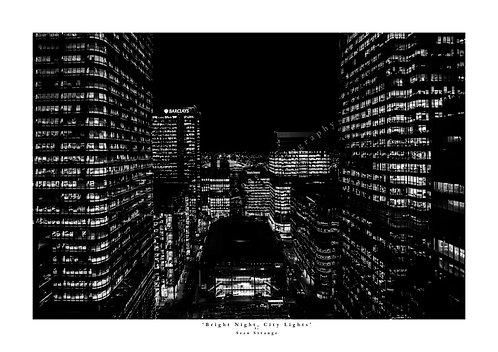 'Bright Nights, City Lights'