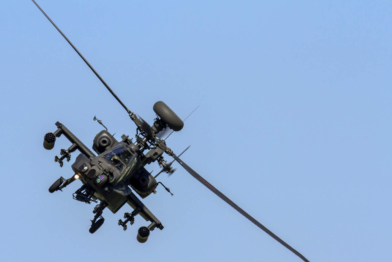 AH-64 Longbow Apache