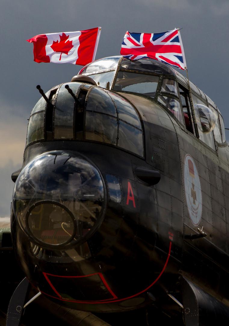 VR-A Canadian Lancaster