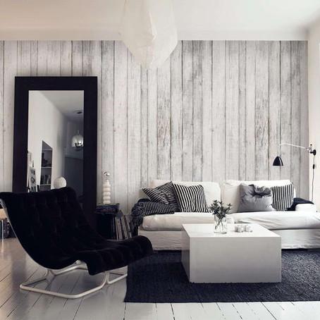 نصائح وإرشادات لاستخدام ورق الحائط في المنزل