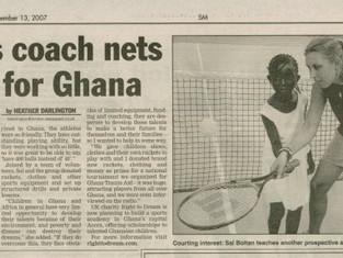 December 2007 News