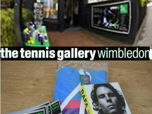Thanks to the Tennis Gallery at SW19