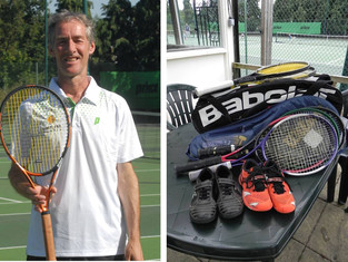 British Grass Court Season brings donors to Grass Roots Africa