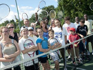 Play Tennis For Africa Fun Day!