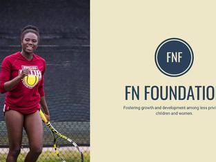 New Tennis Foundation for African Girls launched in the USA!