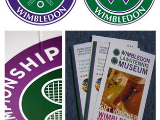 All England Lawn Tennis Club donate Museum Tickets!