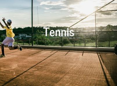 テニス用サングラス