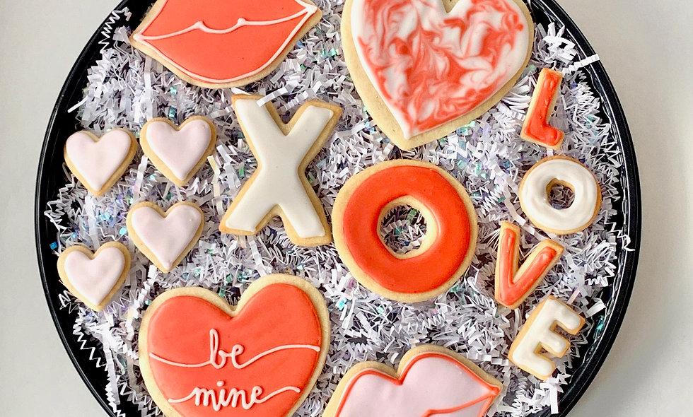 Valentine's Cookie Set