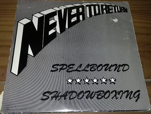 """Never To Return - Spellbound / Shadowboxing (7"""", Single) (Ocean Records)"""