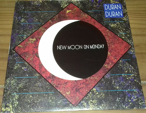 "Duran Duran - New Moon On Monday (7"", Single, Pap) (EMI)"