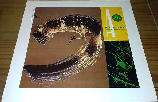 Airto Moreira - Struck By Lightning (LP, Album) (Venture)